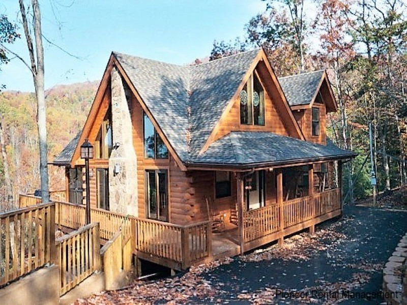 Renting out a Cabin in Gatlinbirg Pigeon Forge Smoky Mountains