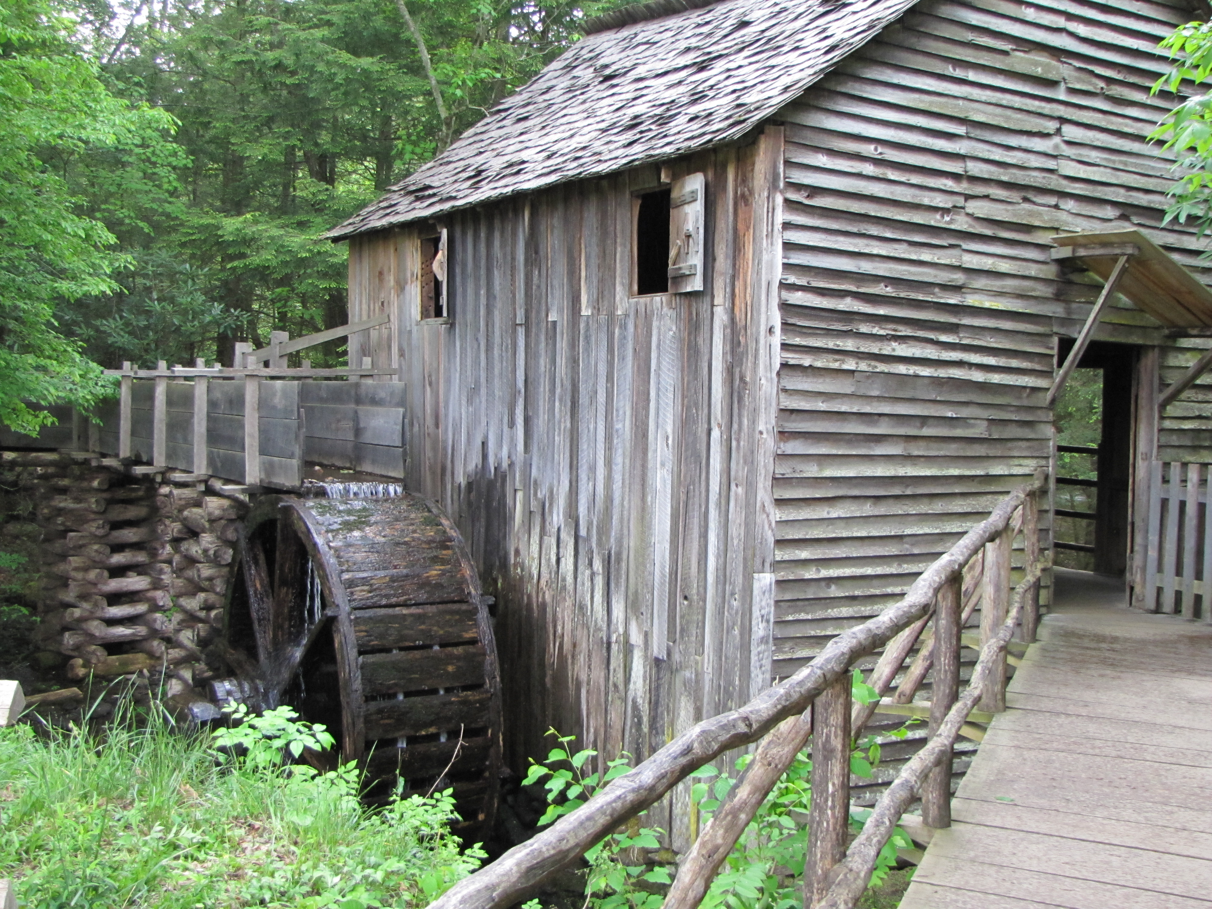 John P, Cable Mill - Cades Cove